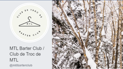 mtl barter club groupe facebook ecolo troc unpointcinq boite a outils