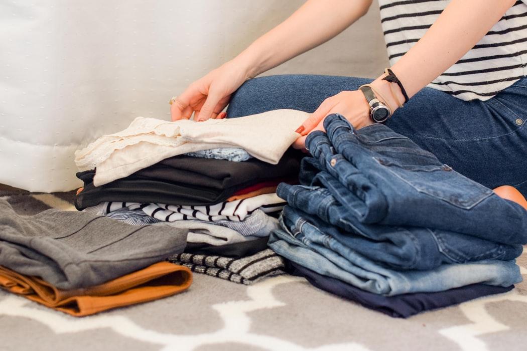 désencombrement vêtements ménage printemps divertissement covid-19 quoi faire