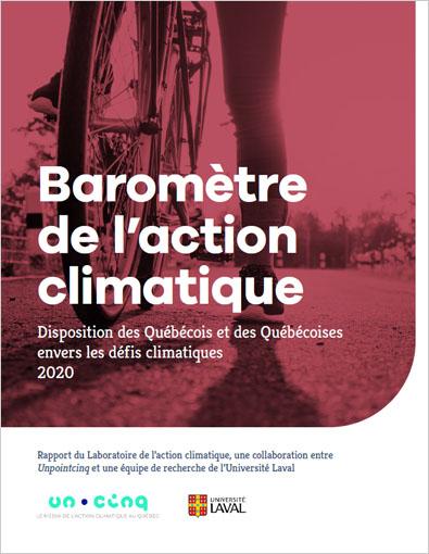 Baromètre de l'action climatique 2019