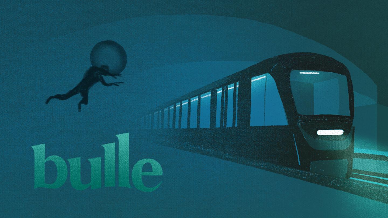 quoi regarder, Bulle, ONF, UQAM, récit interactif, Montréal 2050, 2050, changements climatiques, pollution,